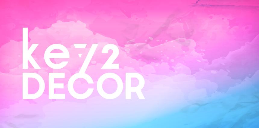 Key2Decor system do dekoracji wnętrz